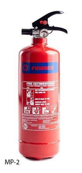 Moyne Roberts Fire Extinguisher - 2kg Powder M.E.D