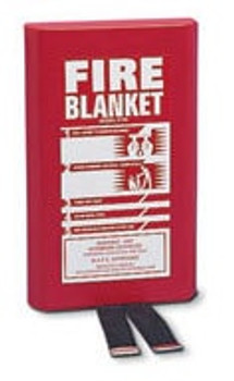 Moyne Roberts Fire Blanket - Large