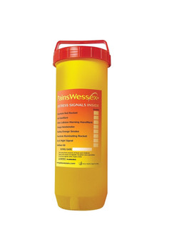 Pains Wessex Mini Flare Bottle Container