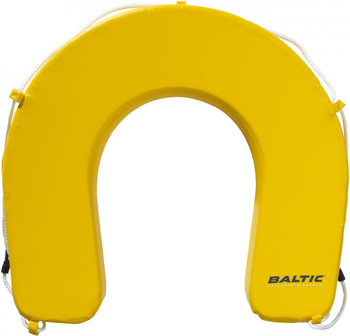 Baltic Yellow Horseshoe Lifebuoy