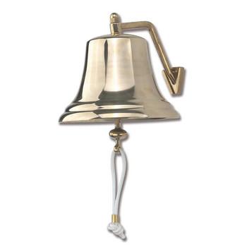 Trem Brass Ships Bell 180mm