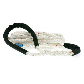 Polyropes Storm Mooring Line - White