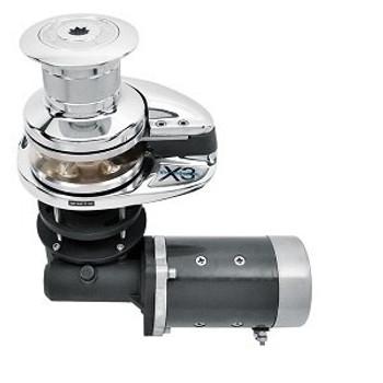 Lofrans Project X3 1700w 24v Windlass with Drum