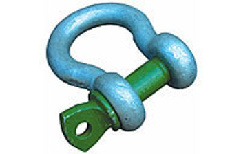 Green Pin Bow Shackles