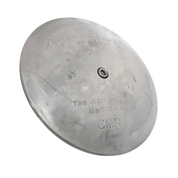 MGDuff ZD52 Zinc Rudder Disc Anode 50mm