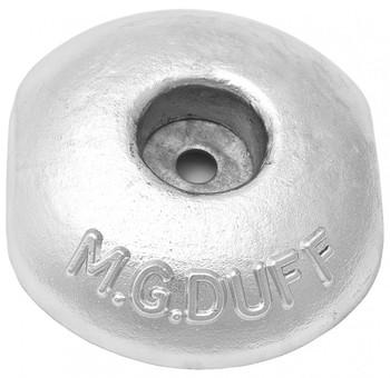 MGDuff ZD58 Zinc Disc Anode - 150mm