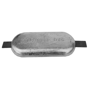 MGDuff ZD73 Zinc Anode 459mm Weld On