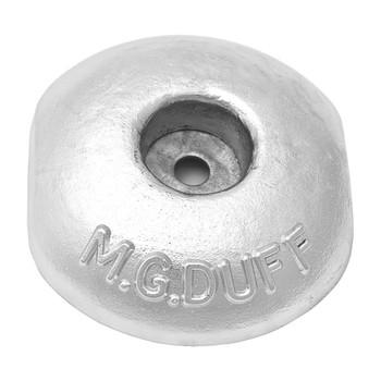 MGDuff AD58 Aluminium Disc Anode - 150mm