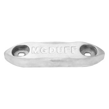 MGDuff AD72B Aluminium Hull Anode 225mm