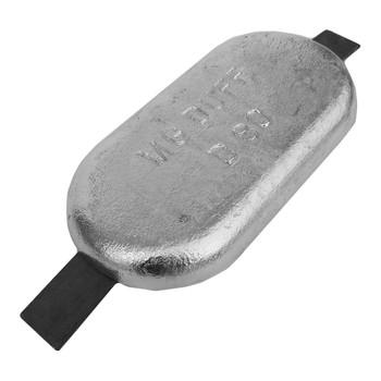 MGDuff AD80 Aluminium Weld-On Anode 305mm
