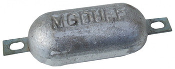 MG Duff Bolt On Bar Anode MD79 - Magnesium