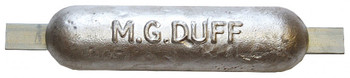 MGDuff Weld-On Bar Anode MD78- Magnesium