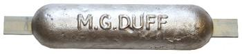 MGDuff Weld-On Bar Anode MD78- Magnesium