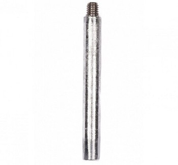 MG Duff Zinc Pencil Anode - P500/4''