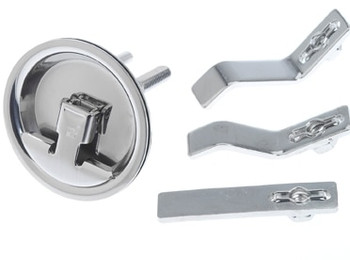 Roca Latch Lift Handle 70mm - Stainless 421905