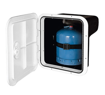 Nuova Rade Topline Gas Bottle Hatch Box 3kg