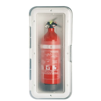Nuova Rade Fire Extinguisher Holder with Door 2kg