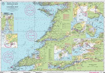 Imray C55 Dingle Bay to Galway Bay
