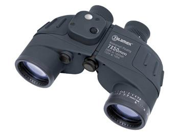 Talamex Porroprisma Binoculars 7/50 with Compass
