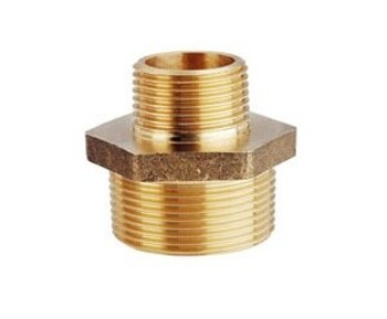 Maestrini CR Brass M/M Reducer Joint - Select Size