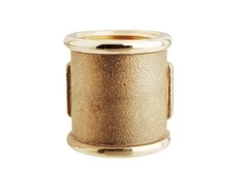 Maestrini CR Brass Equal Socket - Select Size