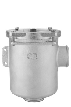 Maestrini CR Brass Venezia Water Strainer