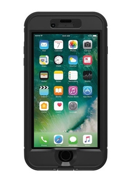 Lifeproof Nuud iPhone Case 7+ Black