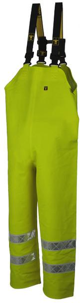 Guy Cotten HitFlash Bib & Brace Yellow