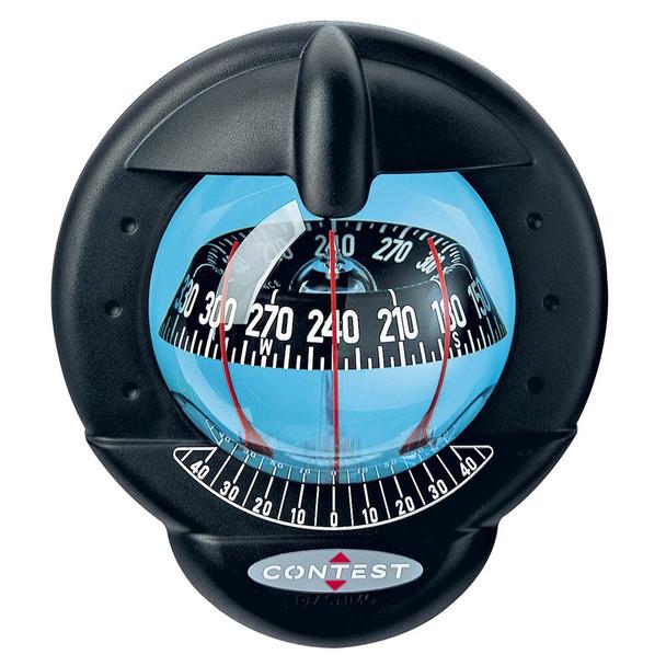 Plastimo Contest 101 Compass - Black - Vertical - Black Card