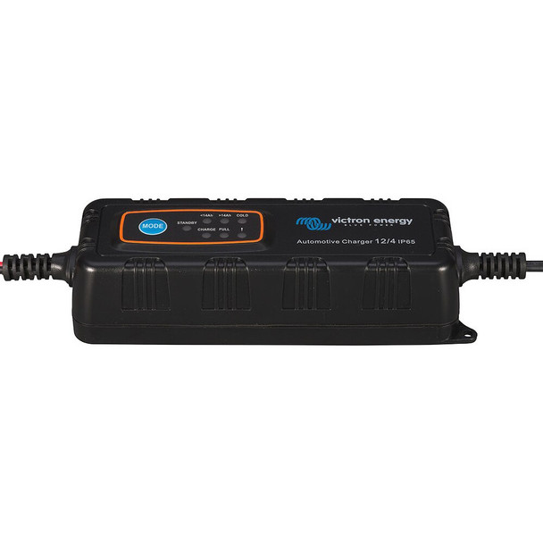 Victron Energy Automotive IP65 Battery Charger with DC Connector - on