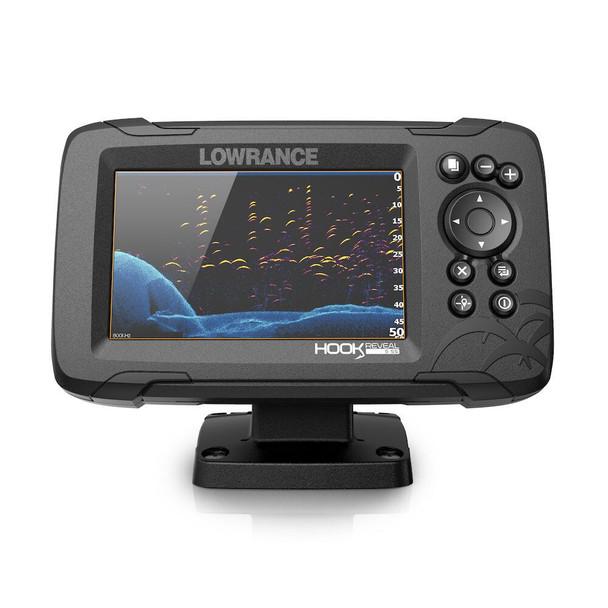 Lowrance HOOK Reveal 5 Fishfinder 50/200 ROW