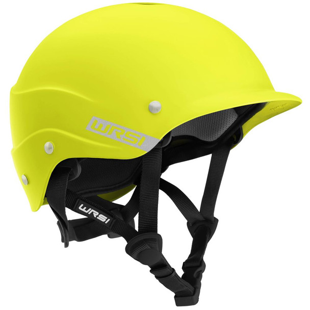 WRSI Current Helmet - Lime, Front Right