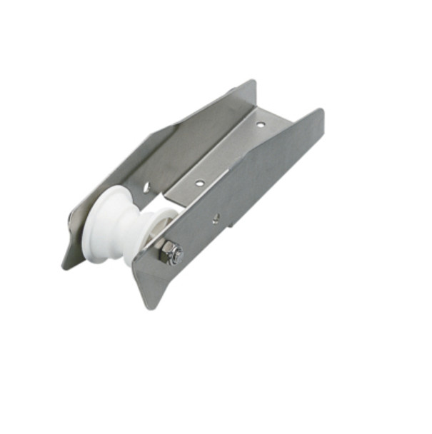 Plastimo Stainless Steel Bow Roller - Anchors up 15kg - 27104