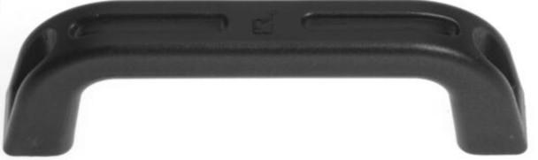Roca 120  Black Plastic Handle - 422652