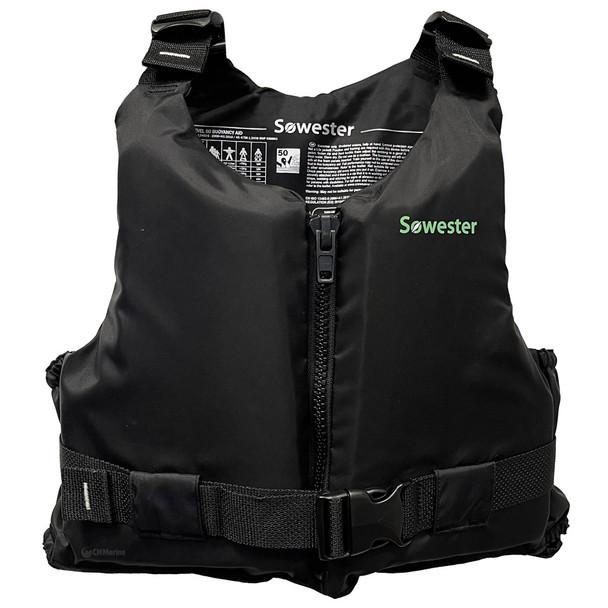 Sowester GP50 50N Buoyancy Aid - Black