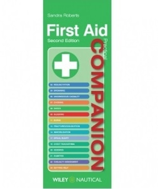 First Aid Companion - Flipover