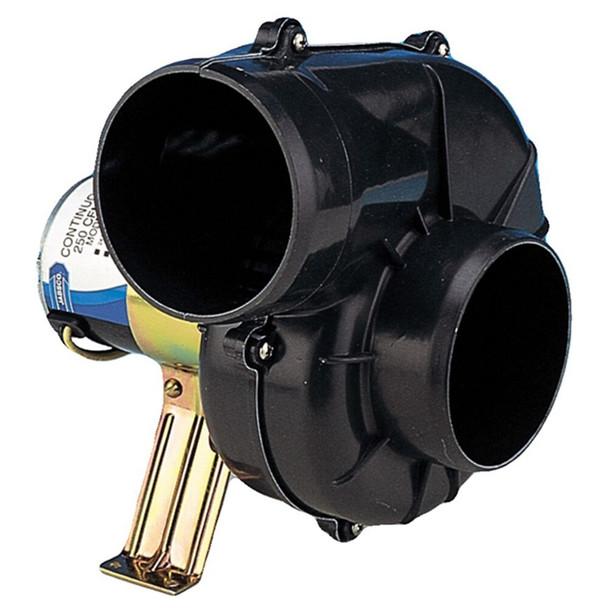 Jabsco Heavy-Duty Flexmount Blower - 12V (15A)