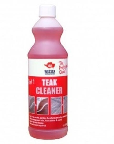 Wessex Teak Cleaner 1L