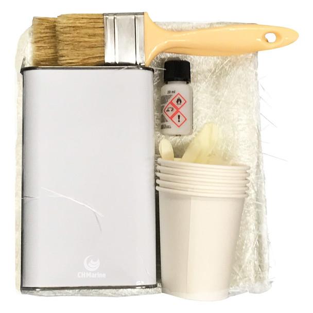 2kg Fibre Glass Repair Kit