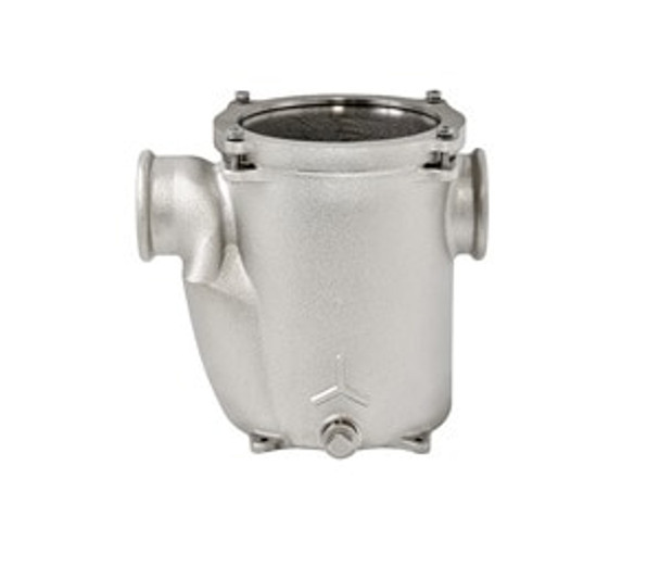Maestrini CR Brass Genova Water Strainer - Select Size