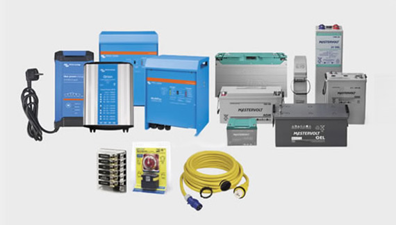 marine equipment - boat power electrical products