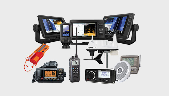 marine equipment - marine electronics