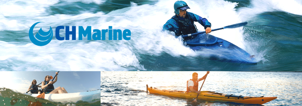 Buy kayaks from a great selection at CH Marine, Ireland