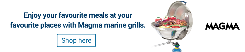 Magma marine BBQ grills and parts