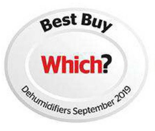Meaco Dehumidifier Which award