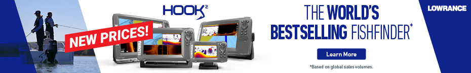 Lowrance Hook2 Fishfinders Price Drop
