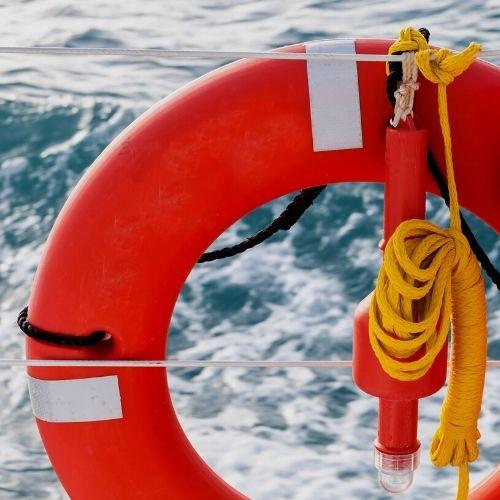 Sea safety equipment