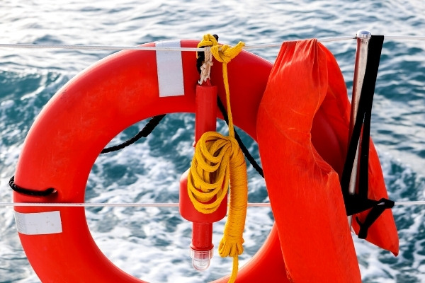 Shop for sea safety gear