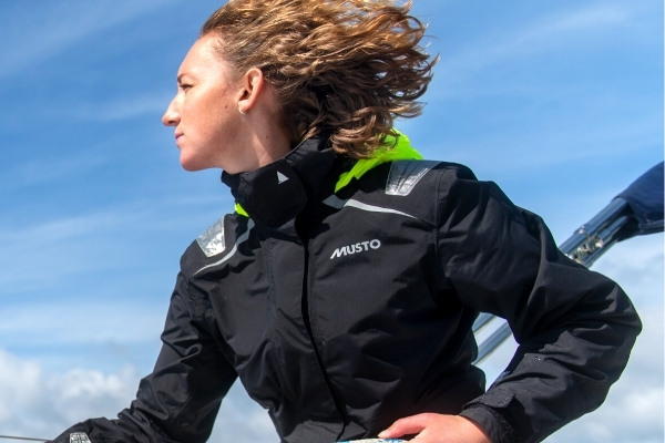 Shop sailing and leisure clothing