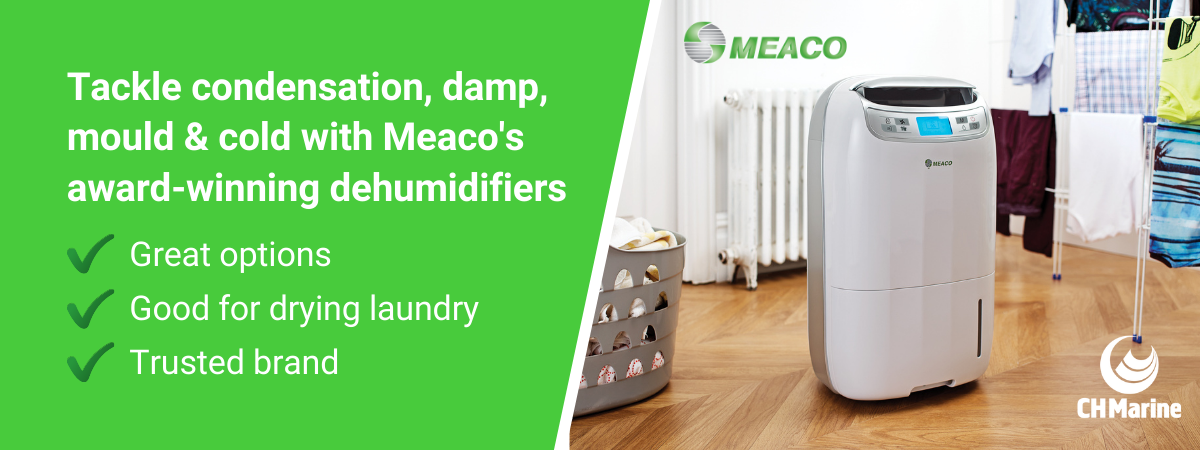 Buy Meaco dehumidifiers in Ireland for condensation, damp, mould  problems